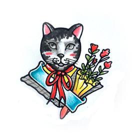 原创图 | 趣味宠物纹身 by 纹身师 K