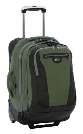 【秒杀产品】美国Eagle Creek 探索2绿色22英寸拉杆箱电脑背包组合套装(56cm,箱44L)