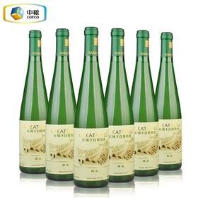 长城干白葡萄酒 中粮集团长城精品干白 整箱