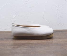 进口天然鞋底禅意套脚鞋