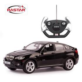 星辉车模型宝马X6遥控车汽车模型玩具车