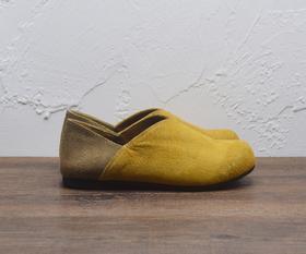 极简套脚懒人男女鞋