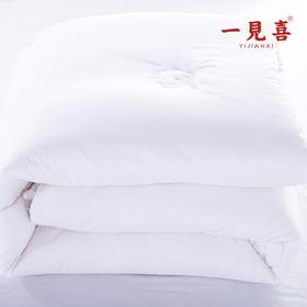 【一见喜】  稀布全棉冬被 柔软舒适 亲肤保暖