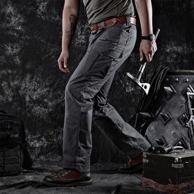 龙牙(Dragon Tooth)第三代雷电战术长裤 男士运动休闲裤直筒