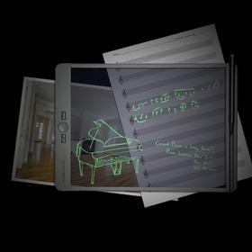 局部擦除 blackboard橡皮擦功能速写板电子写字板