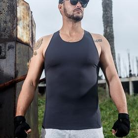 DRAGON TOOTH 龙牙 飓风银离子体训背心 运动户外休闲背心T恤
