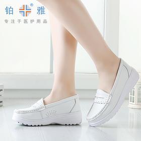 铂雅护士鞋工作鞋超轻EVA底   5027