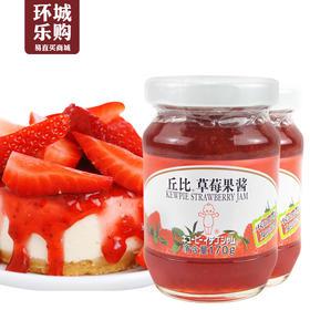 丘比草莓酱170g-312513