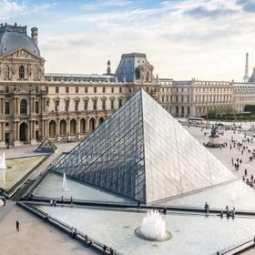 卢浮宫博物馆门票