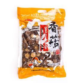 伏龙山 精选香菇500克 神农架特产干货冬菇椴木蘑菇花菇批发包邮