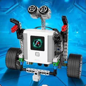 能力风暴 Abilix 教育机器人积木系列,教育机器人的全球发明者!世界机器人大赛指定比赛器材!能编程,能搭建出上万种造型!