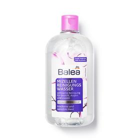 德国Balea芭乐雅脸部眼唇卸妆液深层清洁温和款敏感肌适用400ml