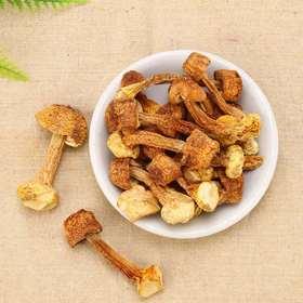 伏龙山_姬松茸150克 神农架特产干货 椴木菌菇 批发包邮