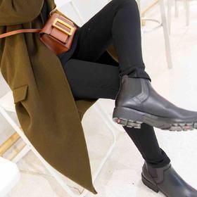 像球鞋一样能跑的乐步 加掌垫的切尔西小靴(预售7天)