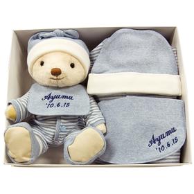 【最初的伙伴】庆祝诞生泰迪熊礼盒