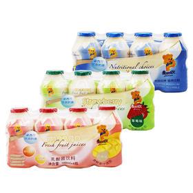 英国麦欧欧乳酸菌饮品 宝宝酸奶益生菌酸奶儿童零食