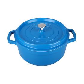 澳洲【Gourmet Kitchen】法兰西铸铝陶瓷汤锅 4.8L