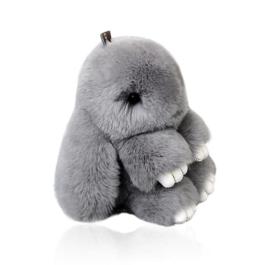 超萌兔子懒兔挂件装饰(13cm)