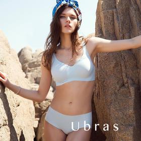Ubras Ontime Bra细肩带优雅性感系列 技术升级/零束缚/承托力强/