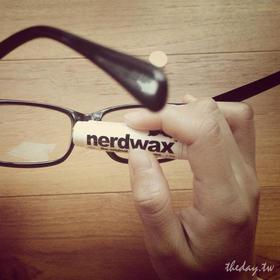 不想再扶眼镜了?试试防滑天然眼鏡蜡