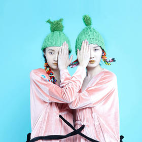胡小芳秋冬百搭女式帽子