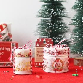 信的恋人圣诞系列和纸胶带  日本手帐装饰贴纸  文具