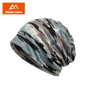 防风保暖户外运动头巾滑雪防寒围脖脖套跑步迷彩多用包头帽子男女