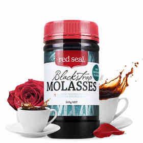 新西兰进口Red Seal/红印黑糖 可配姜茶 缓解痛经 大姨妈不痛 海淘人气王 对抗怕冷体质