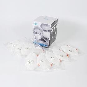 新加坡原装进口 N95/N99防雾霾防尘口罩 10支装