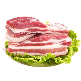 富山黑猪 黑猪肉  五花肉 1kg