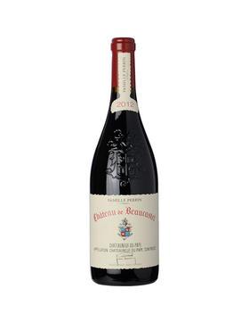博卡斯泰教皇新堡干红葡萄酒2012/Chateau Beaucastel Chateauneuf du Pape 2012