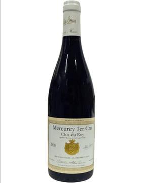 爱郎庄园梅克雷国王园干红葡萄酒2008/Alain Corcia Mercurey Clos du Roy 1er 2008