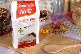 中粮牌香雪饺子粉2.5kg特精面粉包饺子馄饨专用