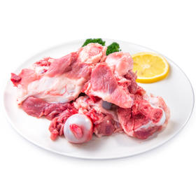 富山黑猪 黑猪肉 大棒骨  1Kg