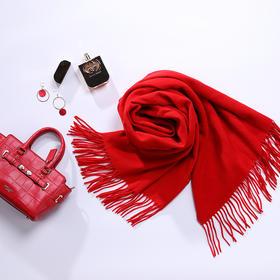 ◆【有香集礼盒装】暖心定制大牌同厂羊毛经典款披肩 围巾