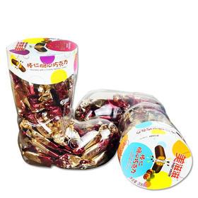 金帝美滋滋206g榛仁脆心巧克力礼盒装