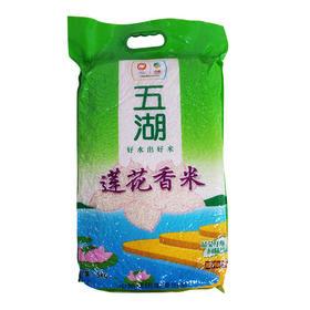 五湖莲花香米5kg 大米