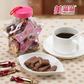 金帝 美滋滋榛仁脆心巧克力105g