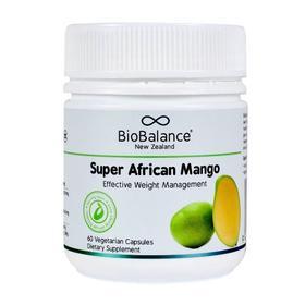 BioBalance超级非洲芒果籽胶囊【新西兰直邮】