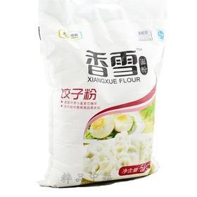中粮香雪饺子粉5kg 家庭装 面粉 雪花饺子粉