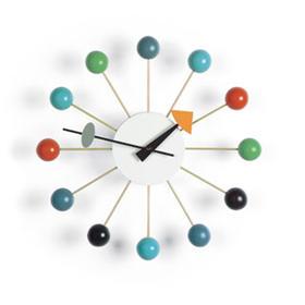 瑞士【Vitra】尼尔森球形指针式石英钟