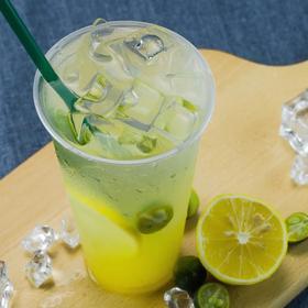 金桔🍊柠檬🍋汁
