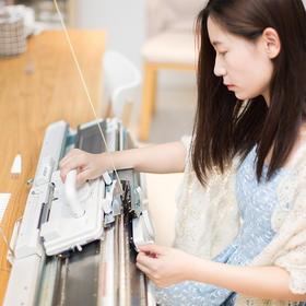 SK280编织机 适合编织毛线店/专业毛衣设计师/进阶级玩家 整套购买有优惠