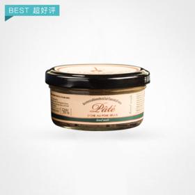 法式鹅肝鹅肉酱50%50克单瓶装(经典级)