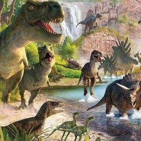 【海宁购】1元秒杀 湿地公园侏罗纪探秘 家庭套票