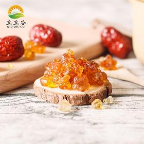 【丘丘谷】50g天然野生桃胶食用桃花泪干货可组合皂角米雪燕糖水50g
