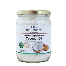 BioBalance有机认证初榨椰子油【新西兰直邮】
