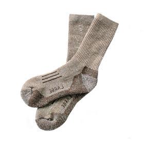 【超厚保暖】美国BMT 美利奴羊毛袜(一双)