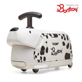 Bontoy 滑步骑行旅行箱
