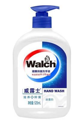 威露士健康抑菌洗手液